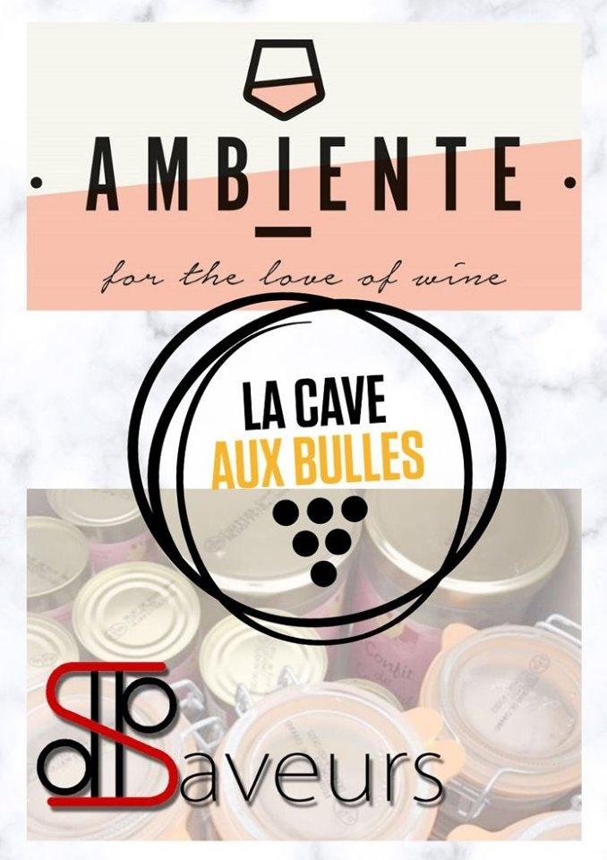 Ambiente Wijnen en dpSaveurs op visite bij La Cave aux Bulles (episode I)