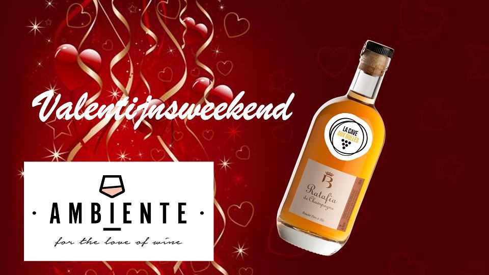 Valentijnsweekend met Ambiente Wijnen