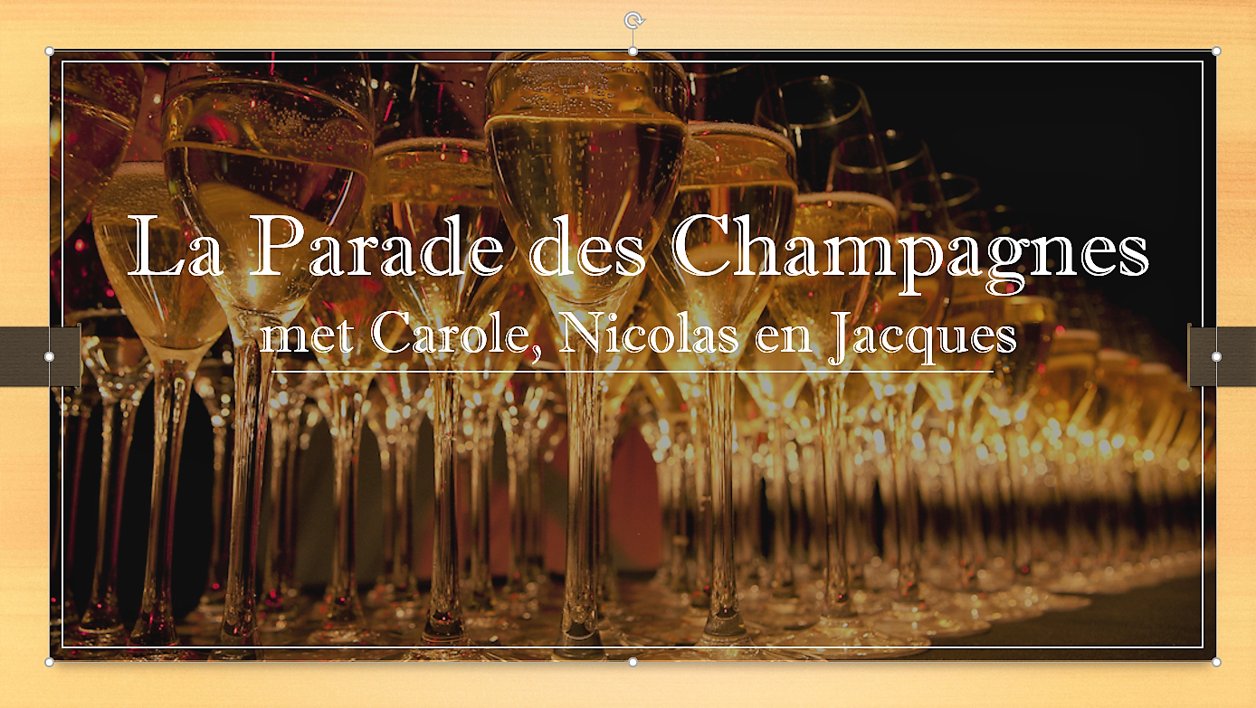 La Parade des Champagnes