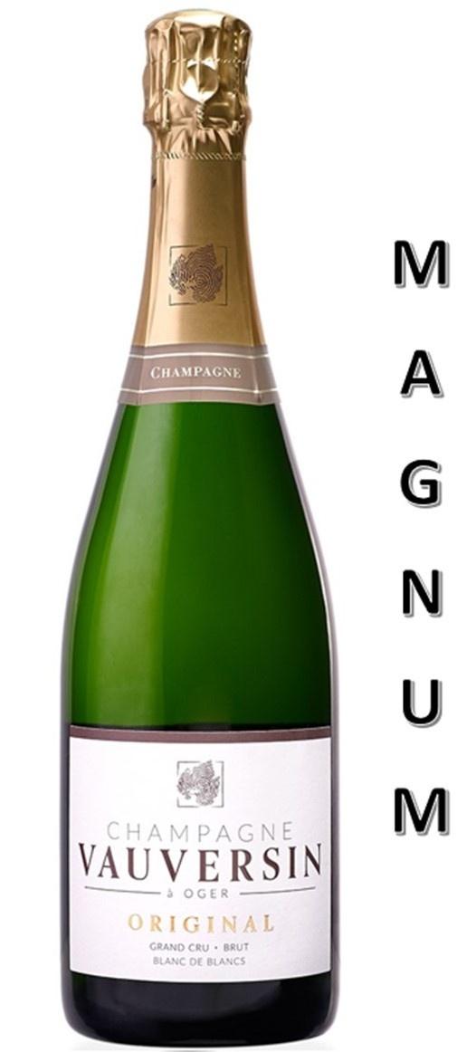 Original - Blanc de Blancs - Cuvée Grand Cru - Magnum