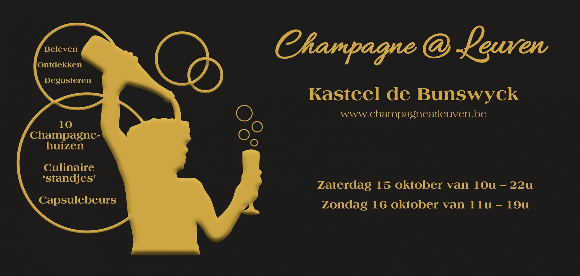 Champagne@Leuven