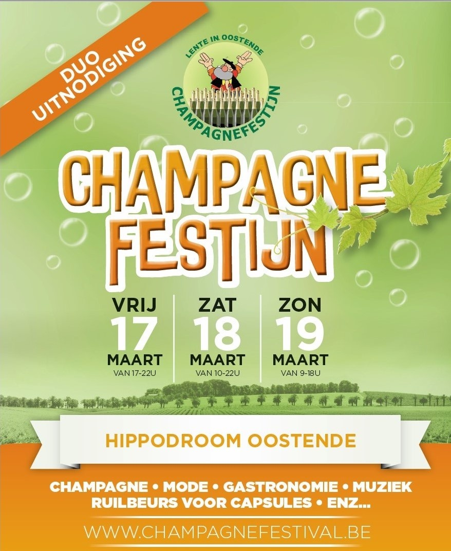 Champagnefestival Oostende 2017