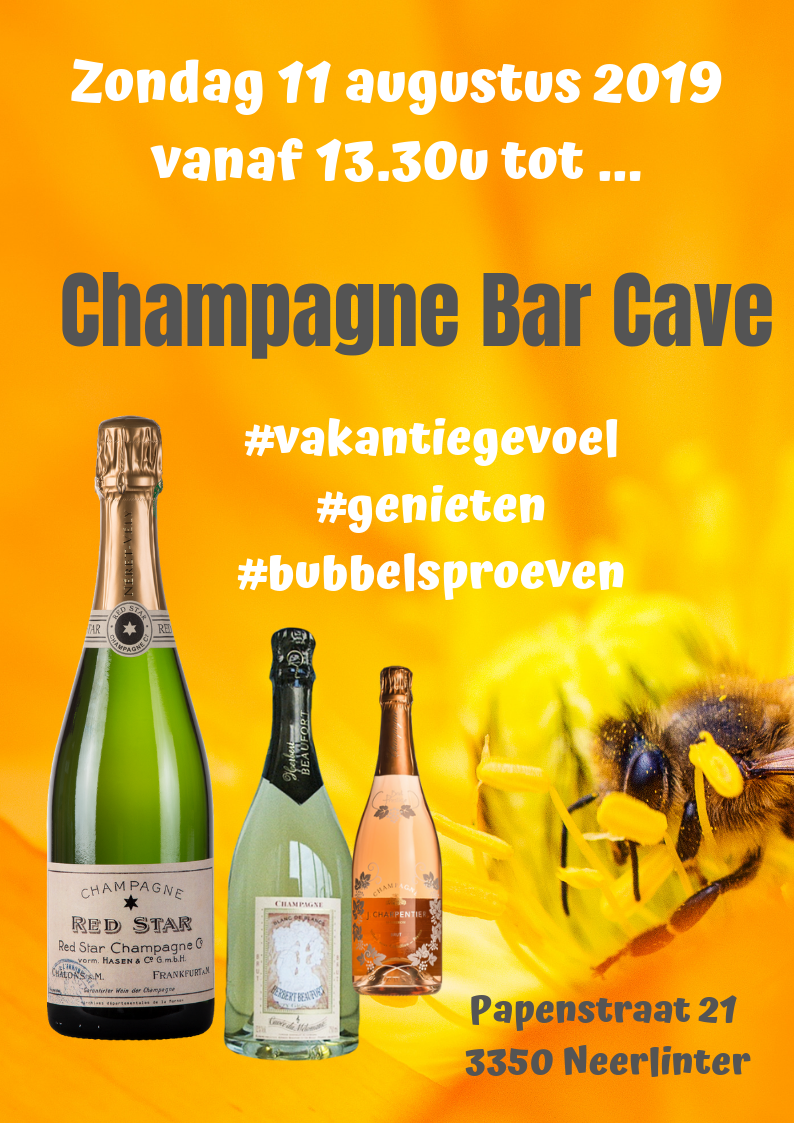 Bar-Cave zomereditie