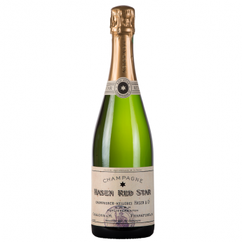 'Hasen Red Star' Brut Blanc de Noirs<br>(75 cL)