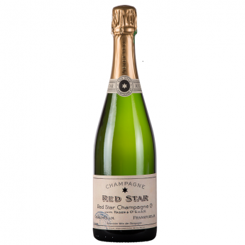 'Red Star' Brut Blanc de Noirs<br>(75 cL)